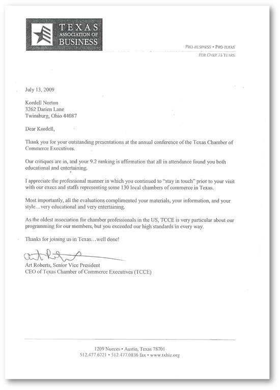 letter of recommendation for job applicant considerdisagreed